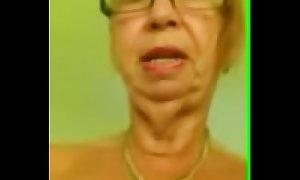 sensacional chocha de una abuela lustygolden