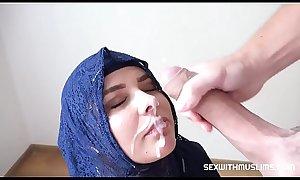 Big Boobed Arab MILF cheating with Stranger