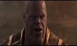 Avengers Infinity War: Iron Man vs Thanos