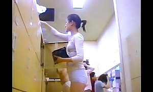 Japanese changing room hidden camera www.japaneseporncams247.com