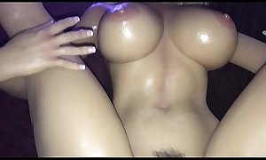 Silicone Sex doll Pounding Tanya