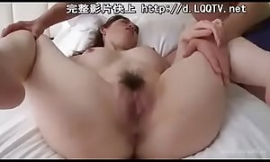 Japanese mom and son love