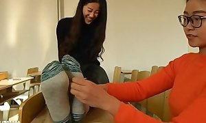 tickling china