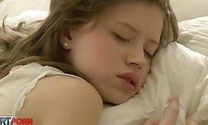 Cute legal age teenager screwed steadfast