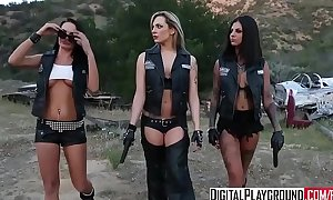 Digitalplayground - sisters of anarchy - clip 5 - sweetening the pot